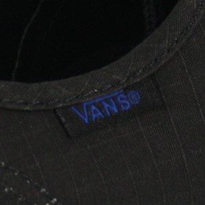 Vans Madero Sko Uk Fire Vasket Ripstopmateriale