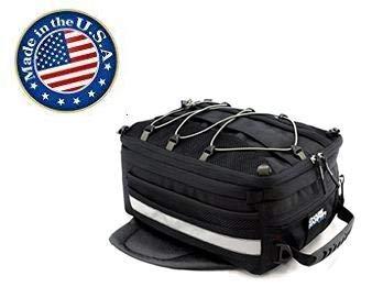 Chase Harper 800M Sport Trek Black Magnetic Tank Bag - 14.9 Liters Chase Harper USA