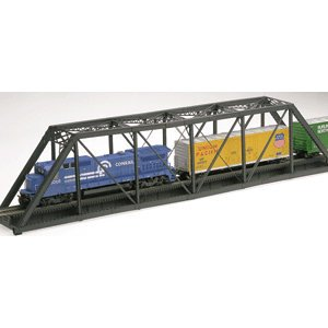 Atlas O Scale 3-Rail Single Track Pratt Truss Bridge