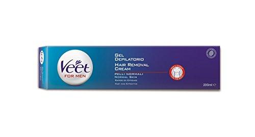 Veet for Men Hair Removal Gel Cream, 200 ml