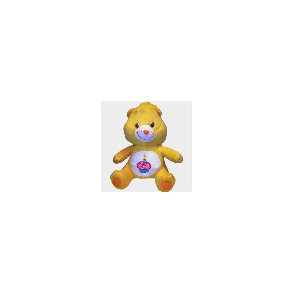 Care Bears 7 inch Plush Doll Birthday Bear