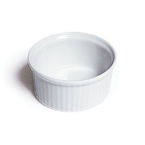 CKS Mini Porcelain Ramekin 6cm x 2.7cm (Pack of 2) WM Bartleet & Sons
