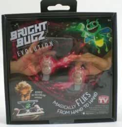 Pink Bright Bugz Evolution Magic Lights by Nowstalgic Toys