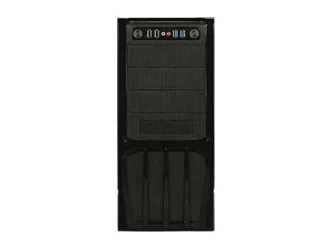 Amazon.com: Rosewill carcasa de computadora, Negro ...