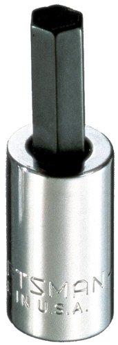 Craftsman 9-34448 6 Piece 3/8-Inch Drive Metric Hex Bit Socket (Met Hex Bit)
