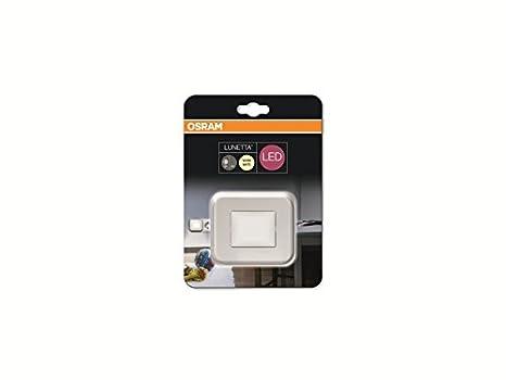 Osram Luminarias Móviles, 0.2 W, Blanco, 6.7 x 8.4 x 7.3 cm: Amazon.es: Iluminación