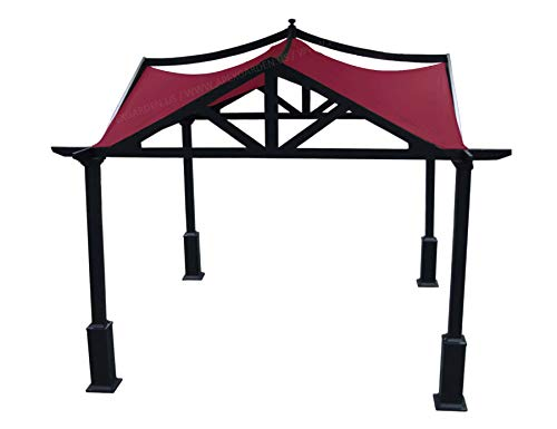 APEX GARDEN Replacement Canopy Top for Lowe's 10 ft x 10 ...