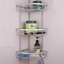 Elegant Bathroom Corner Shelf Style A Designs Narrow Shelves Ornate Brackets