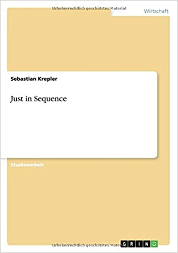 Just in Sequence