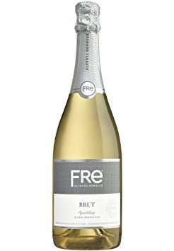 Sutter Home Fre Brut Non-alcoholic Champagne Wine - The best NA Brut on the market!]()