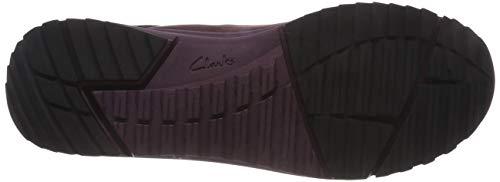 De Fern Bottes aubergine Neige Gtx Violet Femme Tri Clarks nqF4II