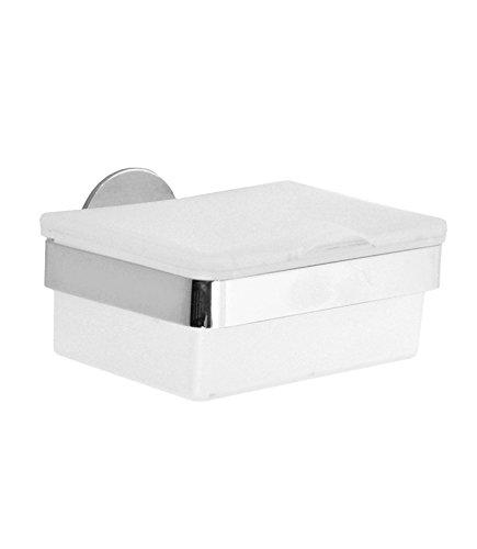 Smedbo SME YK379 Tissue box, Polished Chrome, ()