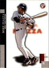 2005 Topps Pristine Mike Piazza #62 Baseball Card