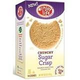 Enjoy Life Crunchy Sugar Crisp Cookie, 6.3 Ounce -- 6 per case.