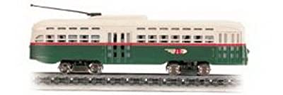 Bachmann Trains Pcc Trolley Philadelphia Transit Company by Bachmann Industries