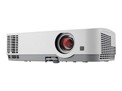 (NEC Corporation NP-ME301W LCD Projector White)
