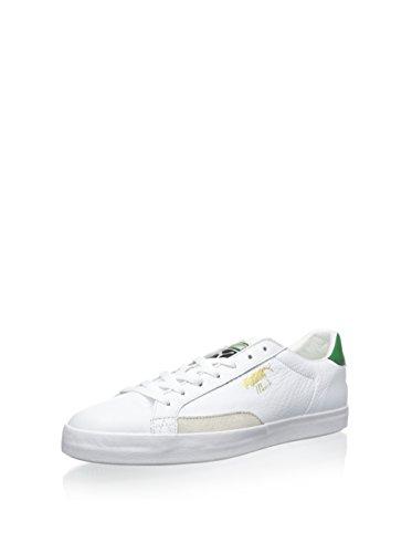 Puma Match Vulc Men's Retro Tennis Sneakers Shoes White Size 9