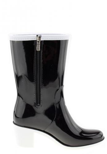 KEDDO Sport Couture Heel High , Damenstiefel Schwarz
