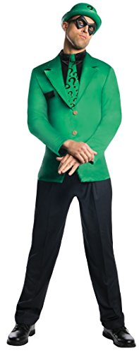 Men's Dc Super Villains Adult Riddler Halloween Costume