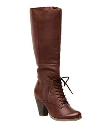 33 HGilliane Boots to 11sunshop Design in Model Marron only Suede by EU 44 Customized Girly Sxqfzd