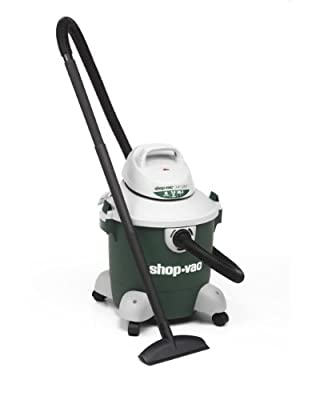 Shop-Vac 5980800 8-Gallon 3.0 Peak HP Quiet Plus Series Wet Dry Vacuum