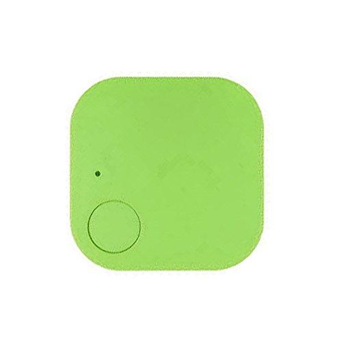 Smart Bluetooth Tracer Pet Child Wallet Key GPS Locator Tag Alarm(Green) - 8