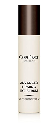 Crepe Erase TruFirm Complex – Advanced Firming Eye Serum – Under Eye Cream – Infused with Safflower Oil – 0.17 Ounce – CS.0045