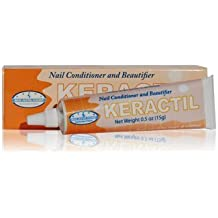 Keractil Nail Treatment - Attractive, Strong, Nails - Stops Thickening, Crumbling, Yellowing. Do you have nail fungus?