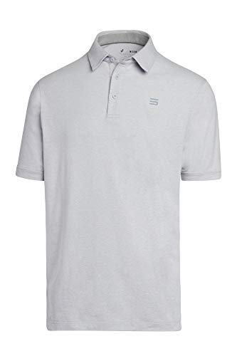 Amazon.com: Three Sixty Six Golf Shirts for Men - Dry Fit ...