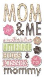 (Sticko - Sticko Phrase Cafe Epoxy Stickers-Mom)