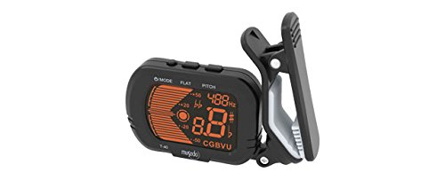 Pandawill-Musedo-T-40-Digital-Lcd-Guitar-Bass-Violin-Clip-On-Automatic-Chromatic-Tuner