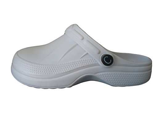 Clogs Shoes Chefs Cloggis Nurse Safety Dental White Veterinary Kitchen qx17vWgq4