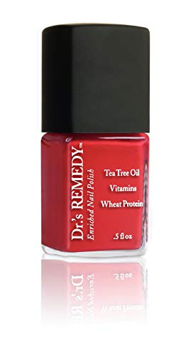 Dr.'s Remedy Enriched Nail Polish - CLARITY Coral .5 Fluid Oz