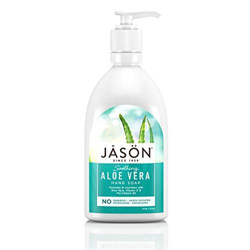 Jason Aloe Vera Liquid Satin Soap - 16 fl oz