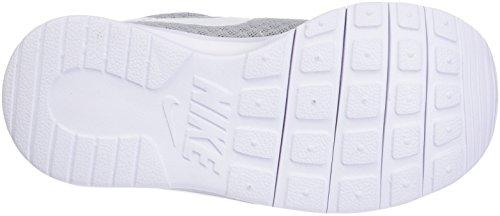 0 white Grigio white Ginnastica Scarpe – Sneaker Grey wolf ps Kleinkinder Nike 012 Da 24 Unisex Bimbi Tanjun ZqSanvw7