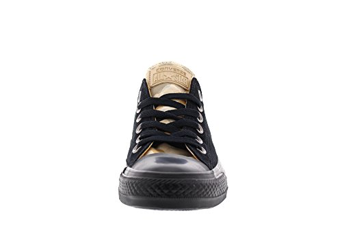 Twine light black Fitness Converse 001 Da Ctas Nero Donna Ox Chuck black Canvas Taylor Scarpe wOw7qFP