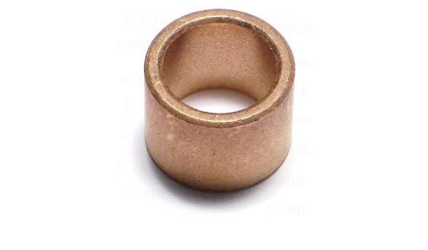 16mm x 12mm x 12mm Metric Bronze Bearing 2 pieces
