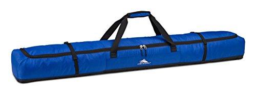 High Sierra Single Ski Bag, Vivid Blue/Black