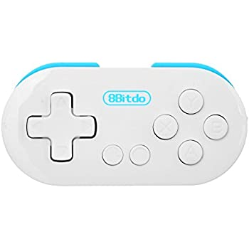 8BITDO Zero Wireless Game Controller for Android/ iOS/ Windows