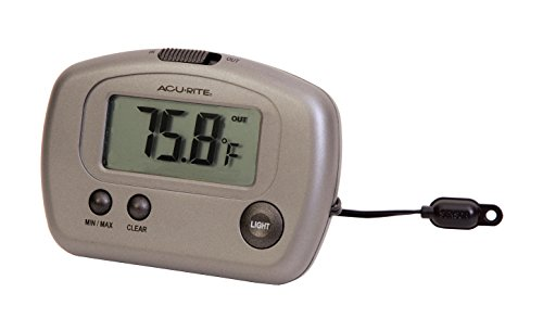 AcuRite 00888A3 Indoor/Outdoor Digital Thermometer ()