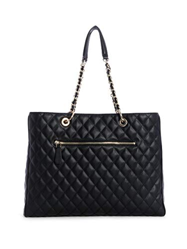 Large 3 Shopping Borsa ModSweet Bs19gu10 Candy Carryall CompNero Donna Guess rBoWQexCd