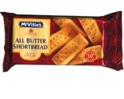 McVitie's All Butter Shortbread 200g