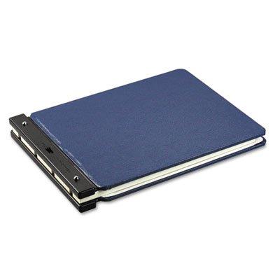 o Acco/Wilson Jones o - Post Binder, 8-1/4'' Post Spacing, 2'' Cap,11''x17'', Light Blue