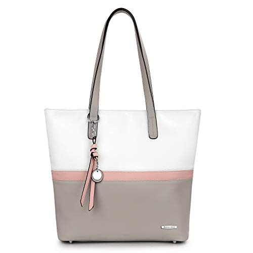 Tote Bags for Women, Womens Shopper Bag with Large Compartment ()