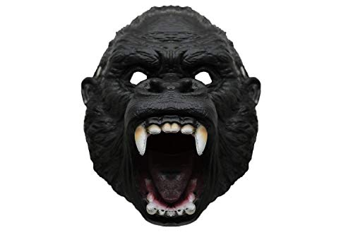 Jakeeers Helloween Face Mask PU Foam Cosplay Costume