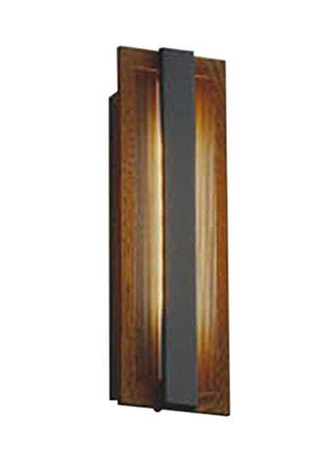 コイズミ照明 人感センサ付ポーチ灯 マルチタイプ ウォームブラウン色塗装 AU48012L B071GBT2WG 18922