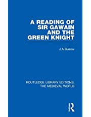 Routledge Library Editions: The Medieval World: A Reading of Sir Gawain and the Green Knight: Volume 5