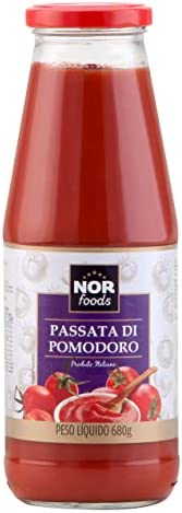 Passata Di Pomodoro Nor Foods 680g