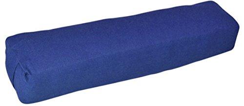 YogaAccessories Pranayama Cotton Yoga Bolster product image