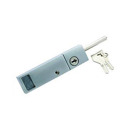 Belwith Products 5140 Key Patio Door Lock Chrome Door Lock